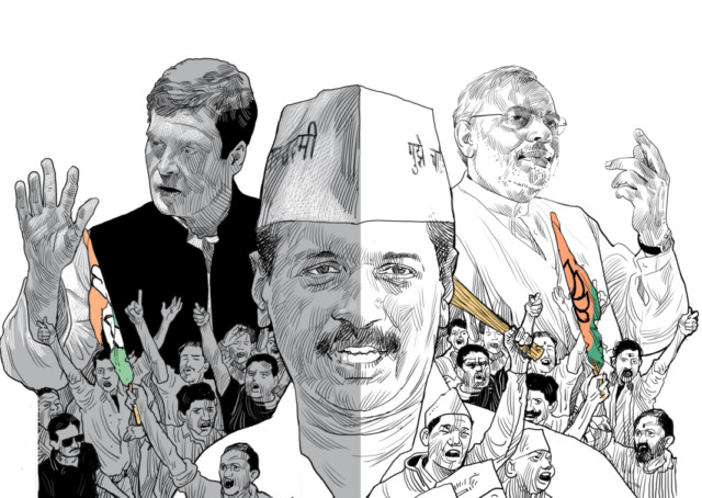 India elections 2019: Last word on Congress-Aam Admi Party tie-up yet to be said