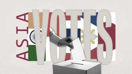 Thailand, India and Indonesia among Asian countries gearing up for elections in 2019