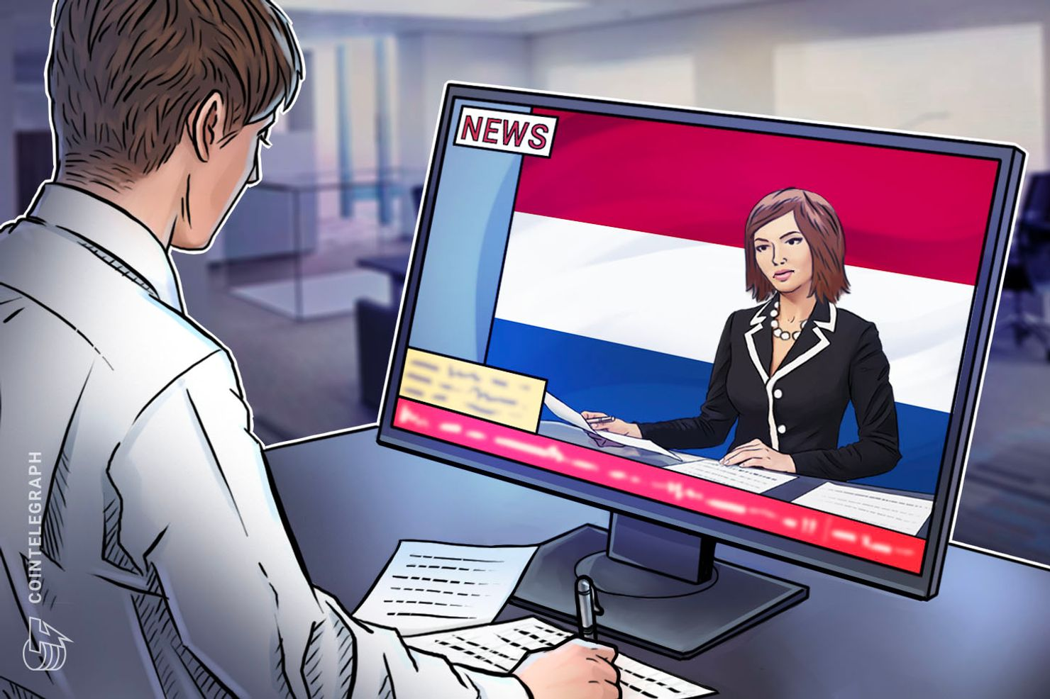 Netherlands: Bitcoin Trader Attacked in His Home