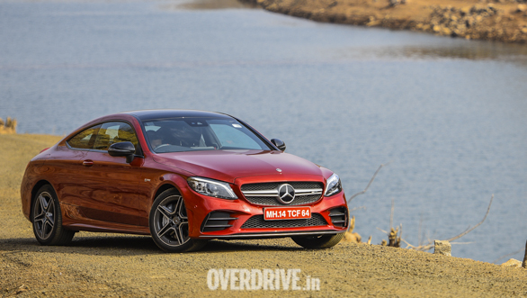 Image gallery: 2019 Mercedes-AMG C 43 Coupe India