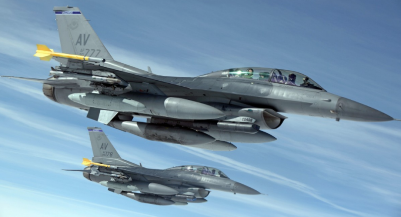 Pakistan's Long, Controversial Love Affair with the F-16 Fighting Falcon