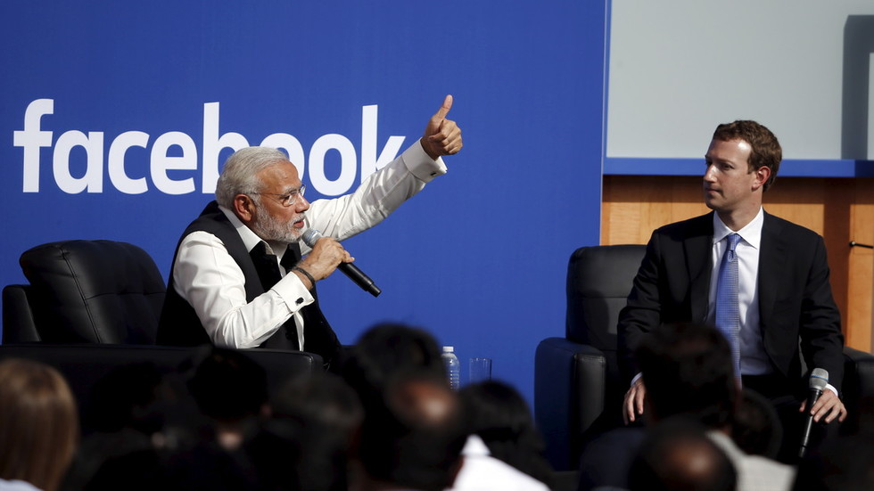 Indian Parliament summons Facebook officials over rampant 'Fake News' and privacy concerns