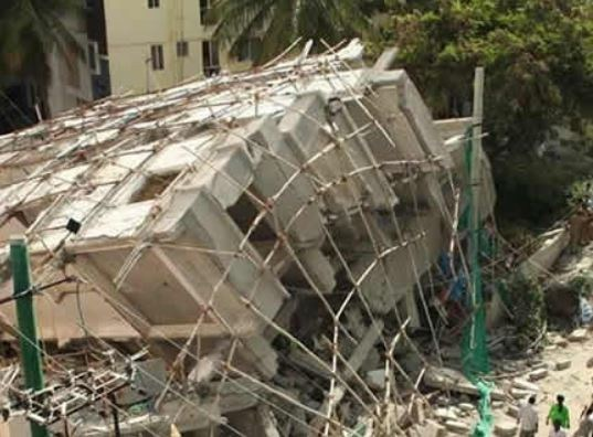 Man rescued after 62 hours under a collapsed building in India