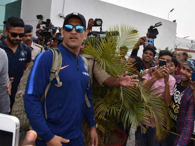 When 'humble' MS Dhoni declined to inaugurate the 'Dhoni Pavilion'