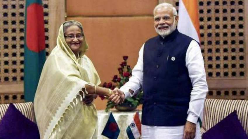 India, Bangladesh jointly inaugurate 4 projects - What you should know
