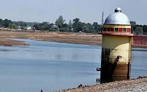 Water storage drops by 2 per cent this week