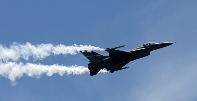 Nuclear Standoff: Pakistan Scrambles Entire F-16 Jet Fighter Fleet to Indian Border in Possible US Terms Violation