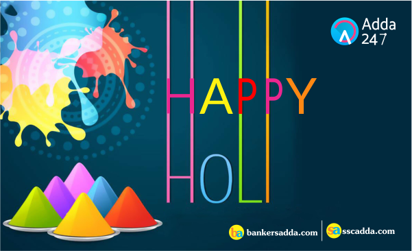 Add Colours To Your Dreams   Happy Holi!!
