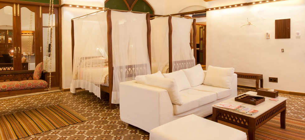 Hotel Review: The House of MG, Ahmedabad in India