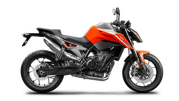 KTM 790 Duke India launch next month - expected price Rs 7.5 lakh