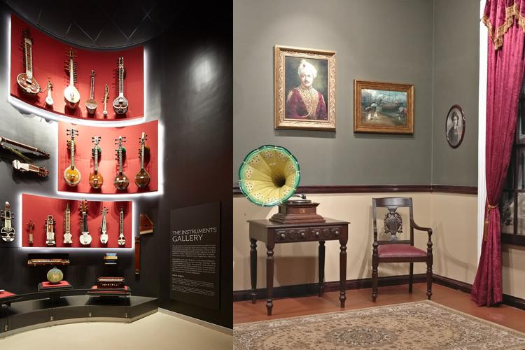 This interactive museum in Bengaluru is a multi-sensory journey into Indian music