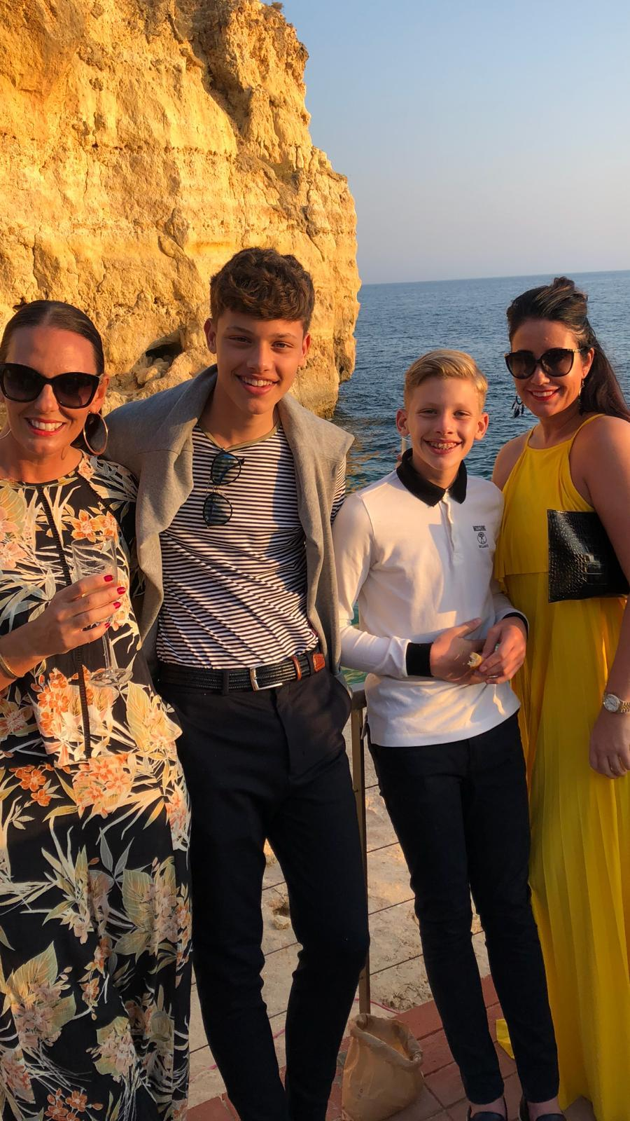 Jade Goody's bridesmaids who pledged to look after her boys tell how they stepped up and kept the late reality star's spirit alive