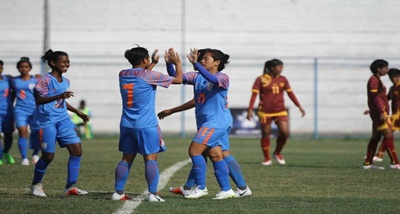 India to play Nepal in final of 5th SAFF Women's C'ship