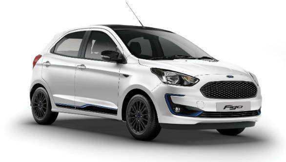 2019 Ford Figo facelift launched in India at Rs 5.15 lakh