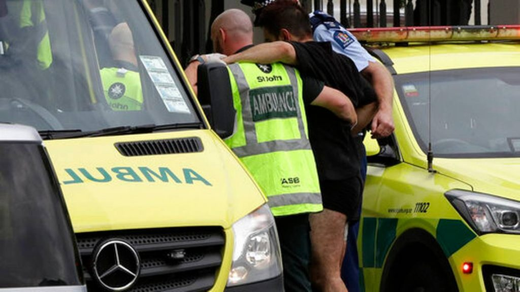 The Latest: PM: Suspect lived in seaside New Zealand city