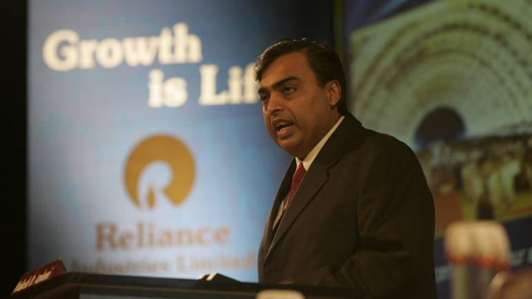 RIL remains India's largest listed firm with $127 bn market-cap