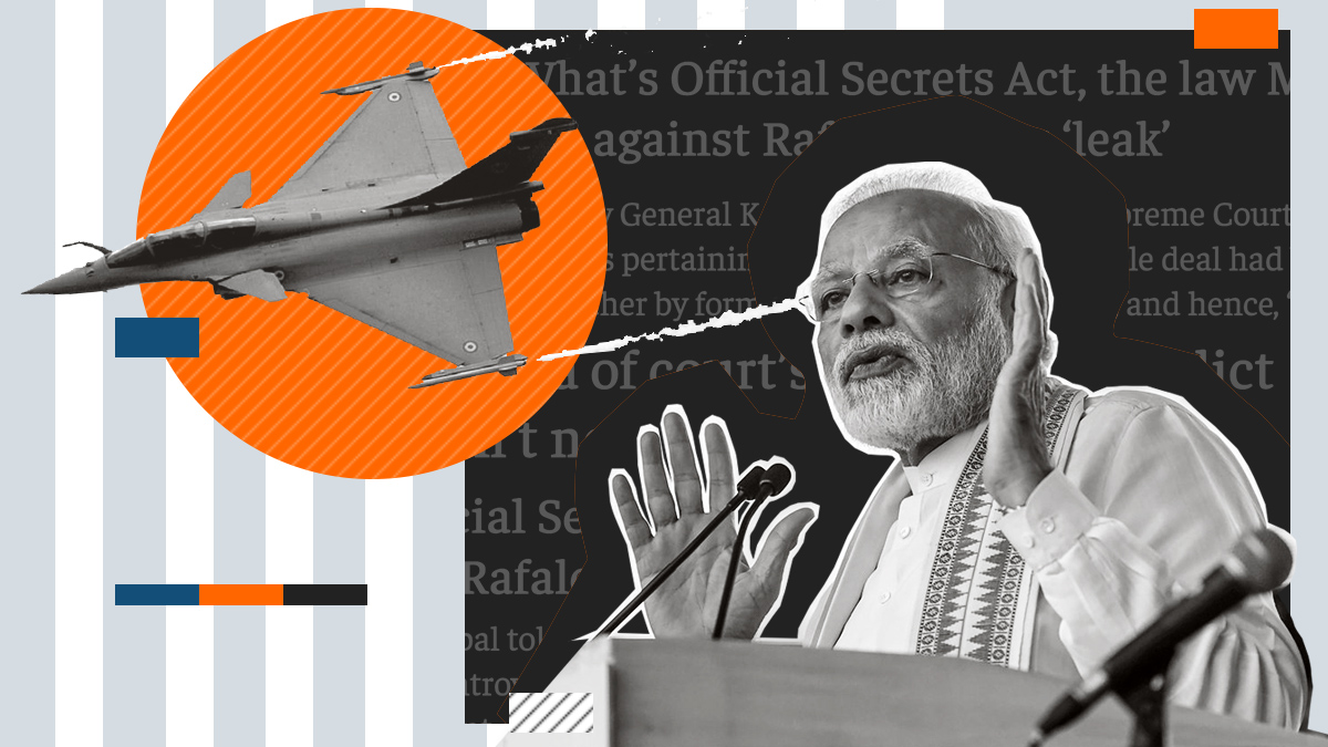 Is the Modi govt bungling on Rafale or are secrecy laws critical for defence deals?