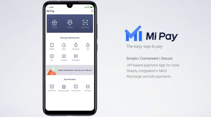 Xiaomi finally launches its mobile payments service in India