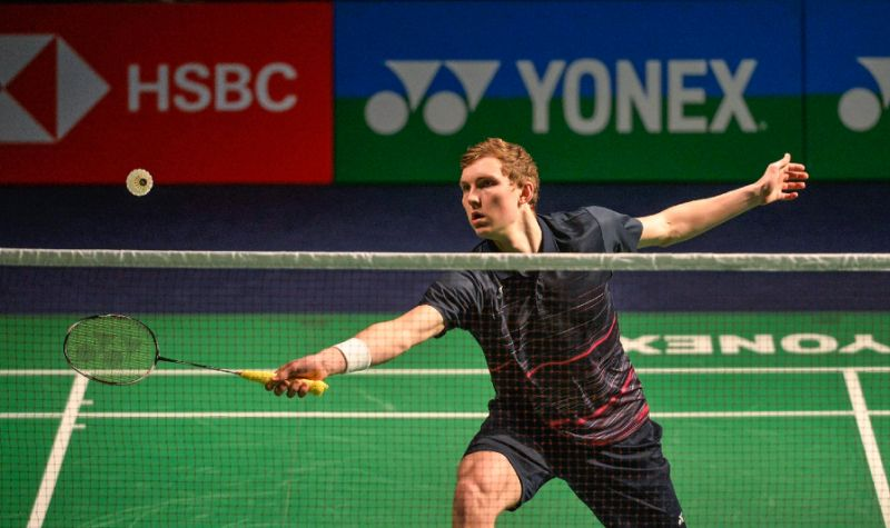 Axelsen downs Srikanth to claim India Open title