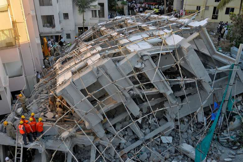 Building collapses in Bengaluru; 2 dead, many feared trapped