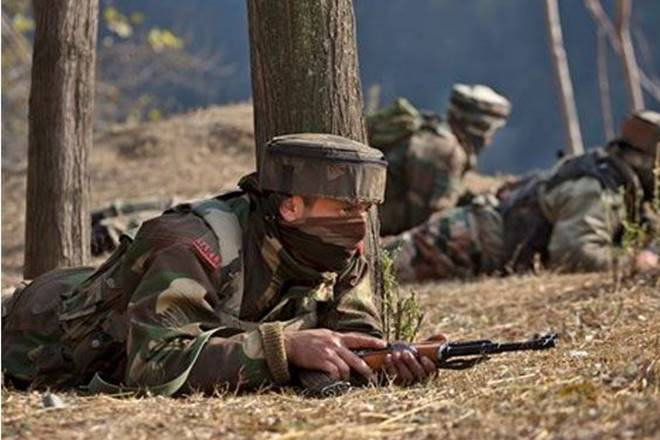Massive CASO launched in Pulwama, 3 militants reported trapped