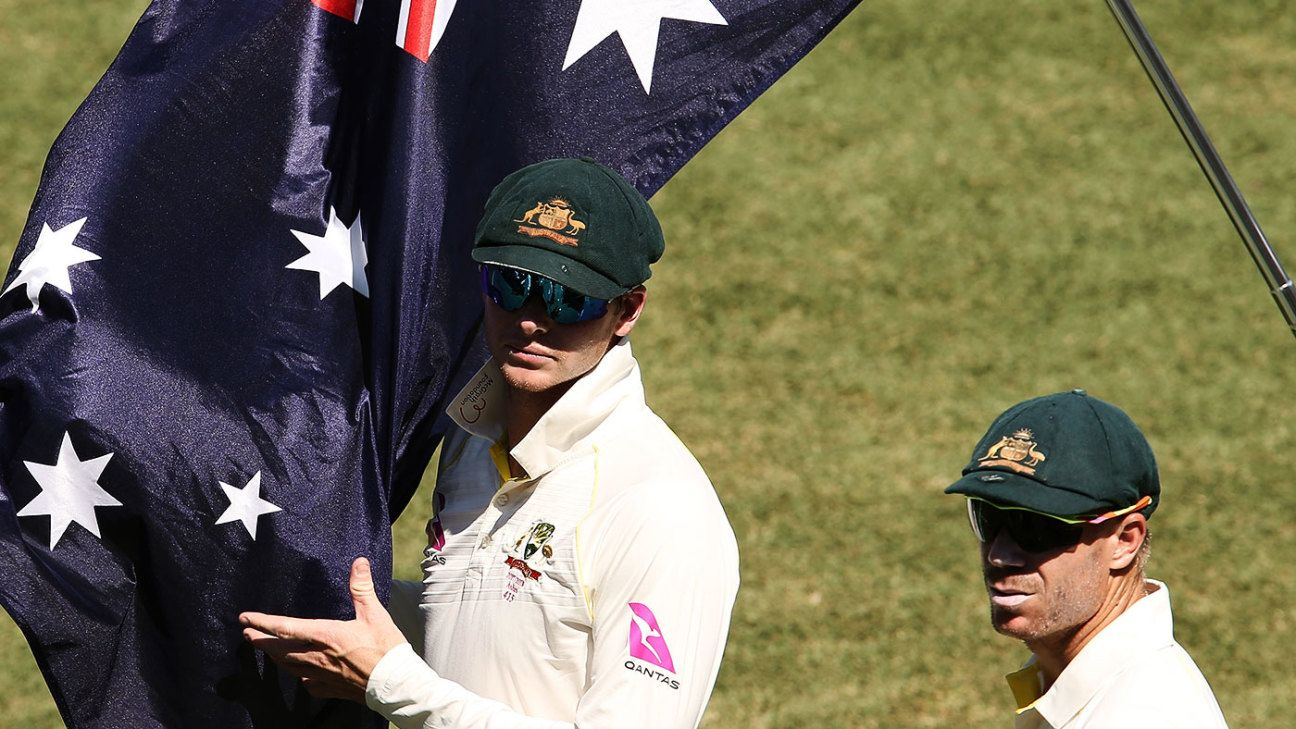 Smith, Warner welcomed back to Australia set-up with 'open arms'