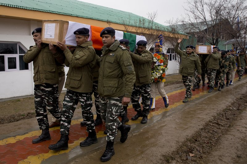 6 Civilians and 2 Soldiers Killed as Tensions Rise Between India and Pakistan Over Kashmir