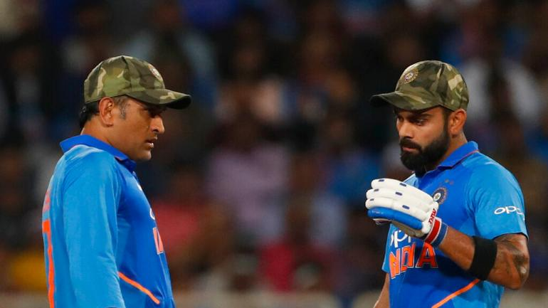 ICC says India sought permission to wear camouflage caps