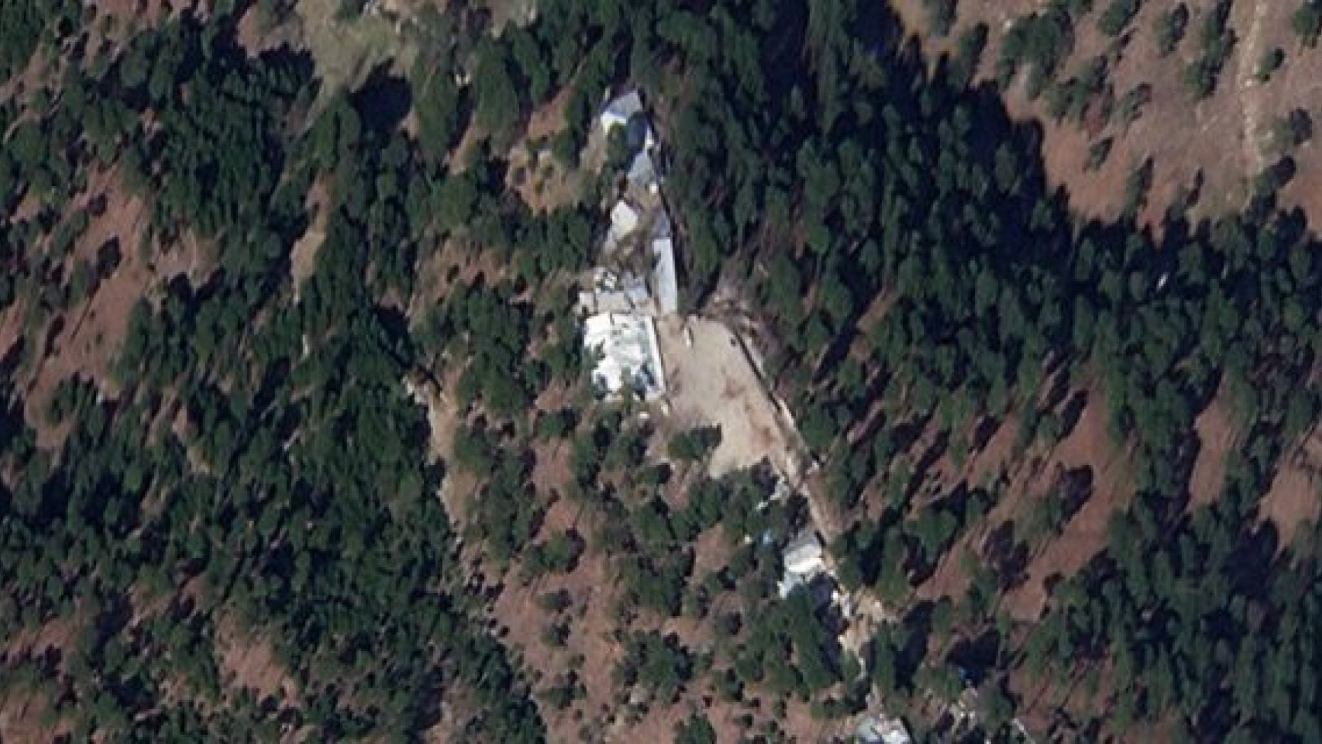 India airstrike targets in Pakistan appear to still be standing in satellite photos