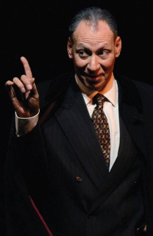 Ronald Rand Brings LET IT BE ART! To George S. Lindsey Theatre