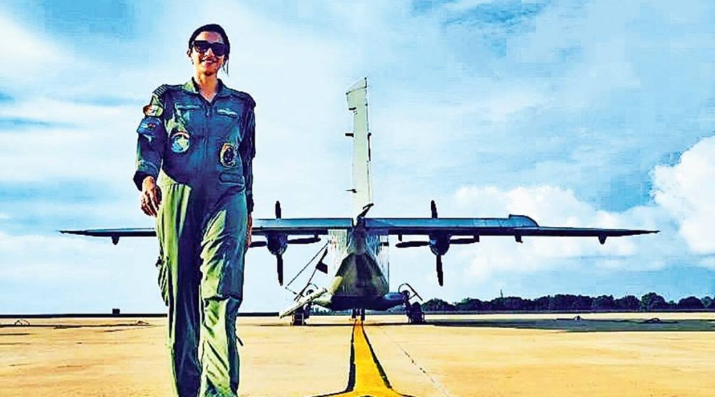 Wing Commander Shruti Chauhan to represent India at Mrs Galaxy