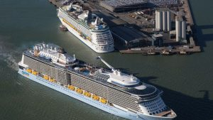Loophole allowed 600 cruise ship workers to fly into UK without quarantining on arrival