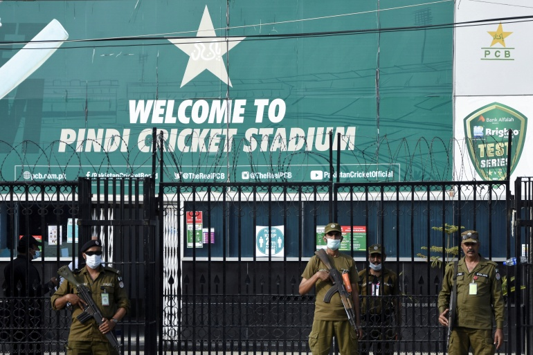 Threat to New Zealand cricketers came from India, says Pakistan