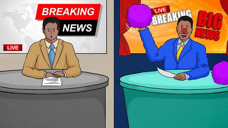 How India's news media became an elaborate PR machine: It's the economy, stupid